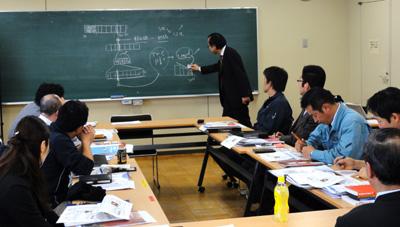 第二期MP講座in高山第一日目