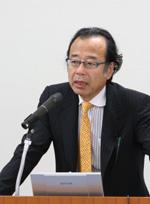 高橋塾長の講演