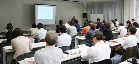 第二期MP講座in高山 成果発表大会の会場の様子