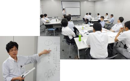 東京の企業内MP 講座にアドバイザーとして参加