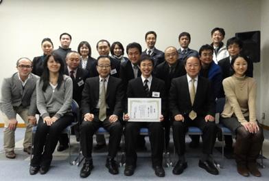 第三期MP講座in高山 記念撮影