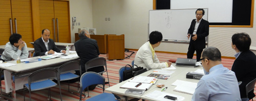 第四期MP講座in高山2日目