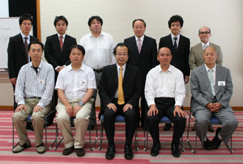 第4期MP講座in高山受講生