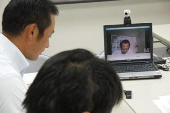 MP講座in高山 Skype版1日目